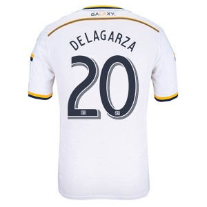 Camiseta Los Angeles Galaxy Delagarza Primera 13/14