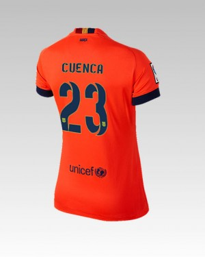 Camiseta Barcelona Bartra Primera 2014/2015