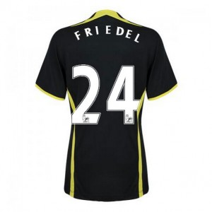 Camiseta nueva del Manchester city 2013/2014 Yaya Toure Segunda
