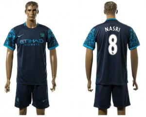 Camiseta Manchester City 8# Away