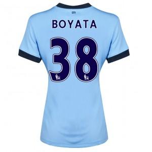 Camiseta Manchester City J.Navas Primera 2014/2015