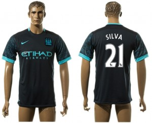 Camiseta Manchester City 21# Away aaa version