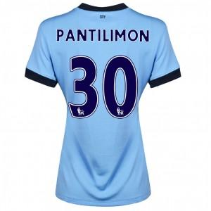 Camiseta nueva Manchester City Guidetti Segunda 2014/2015