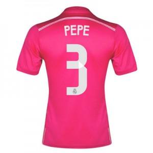 Camiseta del PePe Real Madrid Segunda Equipacion 2014/2015