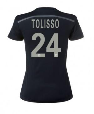 Camiseta del Khalifa Marseille Primera 2014/2015