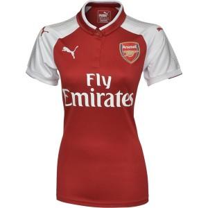 Camiseta nueva Arsenal Mujer Equipacion Primera 2017/2018