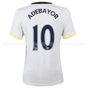 Camiseta de Tottenham Hotspur 14/15 Primera Adebayor