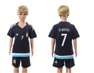 Camiseta nueva Argentina Niños 7 2015/2016