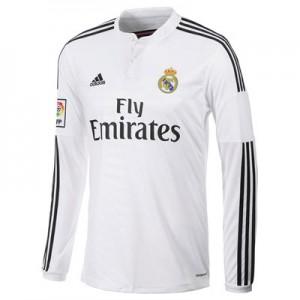 Camiseta nueva del Real Madrid 2014/2015 Equipacion ML Tailandia Primera