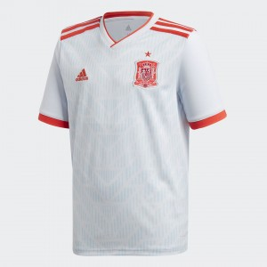 Juventud Camiseta del SPAIN Away 2018
