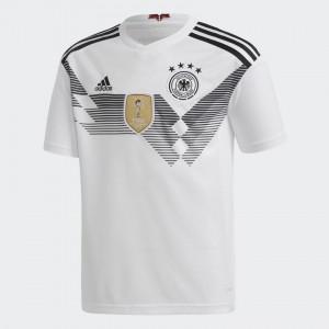 Camiseta nueva GERMANY Juventud Home 2018