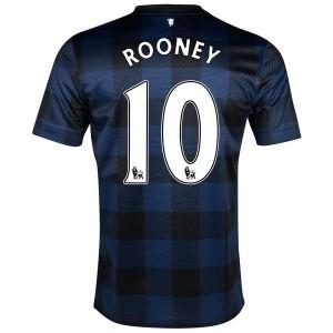 Camiseta nueva del Inglaterra de la Seleccion 2013/2014 Rooney Segunda