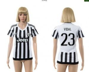Camiseta de Juventus 2015/2016 23 Mujer