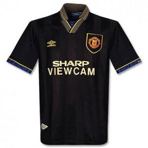 Camiseta Manchester United Segunda Tailandia 1993/1995