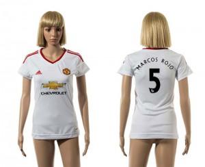 Camiseta de Manchester United Mujer