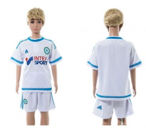 Niños Camiseta del Marseille 2015/2016