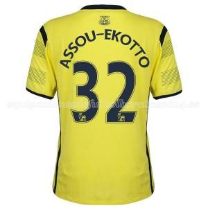 Camiseta nueva del Tottenham Hotspur 14/15 Assou Ekotto Tercera
