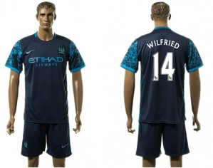 Camiseta Manchester City 14# Away