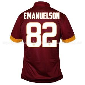Camiseta AS Roma Emanuelson Primera Equipacion 2014/2015