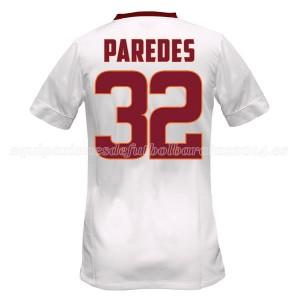 Camiseta nueva del AS Roma 2014/2015 Equipacion Jedcaj Segunda