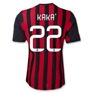 Camiseta nueva AC Milan Kaka Equipacion Primera 2013/2014