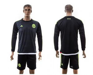 Camiseta del Mexico Manga Larga 2015/2016