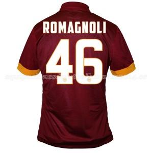 Camiseta AS Roma Romagnoli Primera Equipacion 2014/2015