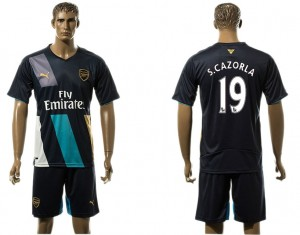 Camiseta nueva Arsenal 19# Away