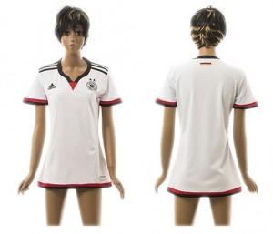 Camiseta nueva del Alemania 2015/2016 Mujer