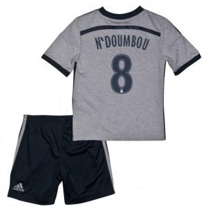 Camiseta Borussia Dortmund Sahin Tercera 14/15