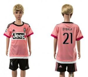 Camiseta de Juventus 2015/2016 21 Niños