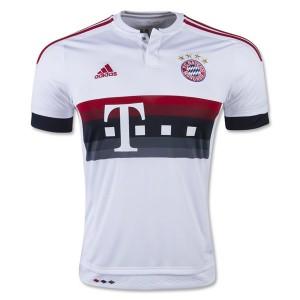 Camiseta del Bayern Munich Primera Equipacion 2015/2016