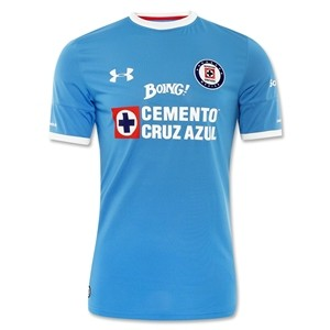 Camiseta nueva Cruz Azul 2016-2017