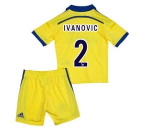 Camiseta del Coutinho Liverpool Tercera Equipacion 2014/2015