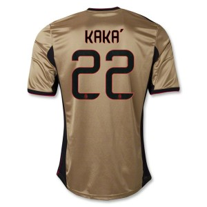 Camiseta nueva AC Milan Kaka Equipacion Tercera 2013/2014