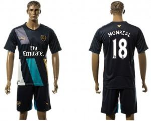 Camiseta nueva Arsenal 18# Away