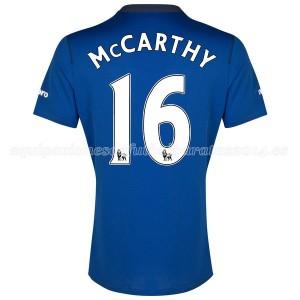 Camiseta nueva Everton McCarthy 1a 2014-2015