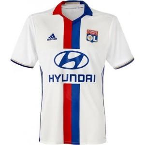 Camiseta de Lyon 2016-2017