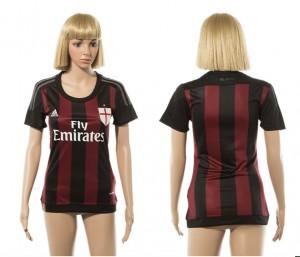Camiseta AC Milan 2015/2016 Mujer