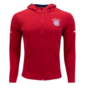 Chaqueta nueva del Bayern Munich 2017/2018 Sudaderas