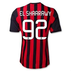 Camiseta del El Shaarawy AC Milan Primera Equipacion 2013/2014