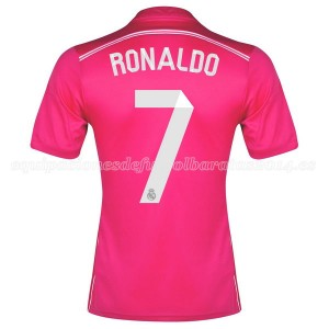 Camiseta del Ronaldo Real Madrid Segunda Equipacion 2014/2015