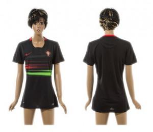 Camiseta nueva Portugal Mujer 2015/2016