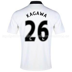 Camiseta del Kagawa Manchester United Segunda 2014/2015