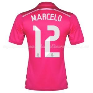 Camiseta Real Madrid Marcelo Segunda Equipacion 2014/2015