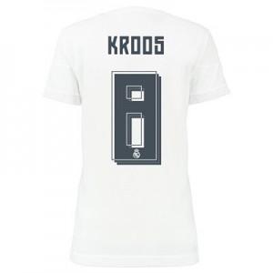 Camiseta de Real Madrid 2015/2016 Primera KROOS Equipacion Mujer
