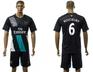 Camiseta del 6# Arsenal Away