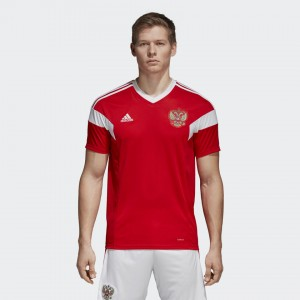 Camiseta del REPLICA RUSSIA Home 2018