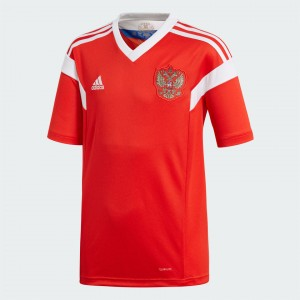 Camiseta nueva del RUSSIA 2018 Juventud Home