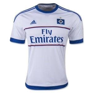 Camiseta nueva del Hamburger SV 2015/2016